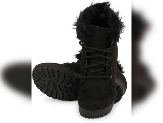 सर्दियों में बेस्ट लुक देंगे ये Womens Boots, डिस्काउंट के साथ करें ऑर्डर
