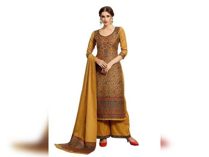 विंटर स्टाइलिंग में Woollen Salwar Suit लगाएंगे फैशन का तड़का, 50% तक मिल रहा डिस्काउंट