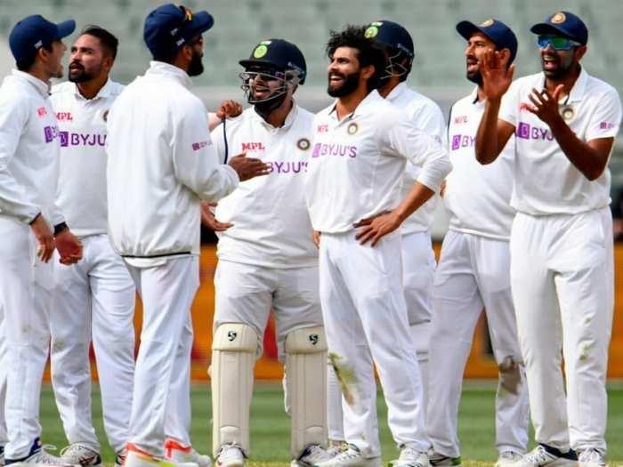 india beat australia boxing day test from 8 wickets watch australian wicket fallen