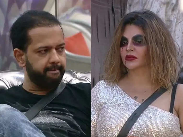 bigg boss 14 rahul mahajan reveals rakhi sawant used to get beaten up by father in childhood could not have suhaag raat with husband