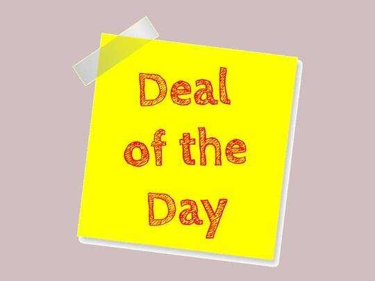 Deal of the Day on Amazon: हेल्थ, फिटनेस और स्टाइलिंग के लिए जरूरी प्रोडक्ट्स हैवी डिस्काउंट पर खरीद