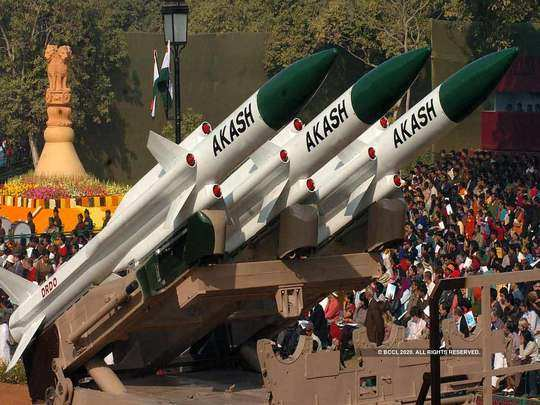 detail facts abou indias defense export