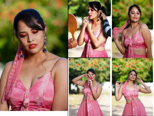 Anasuya hot photos: anchor anasuya bharadwaj last day of the year 2020  photo shoot goes viral | Samayam Telugu Photogallery