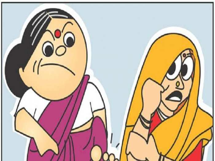 saas bahu veg jokes in hindi