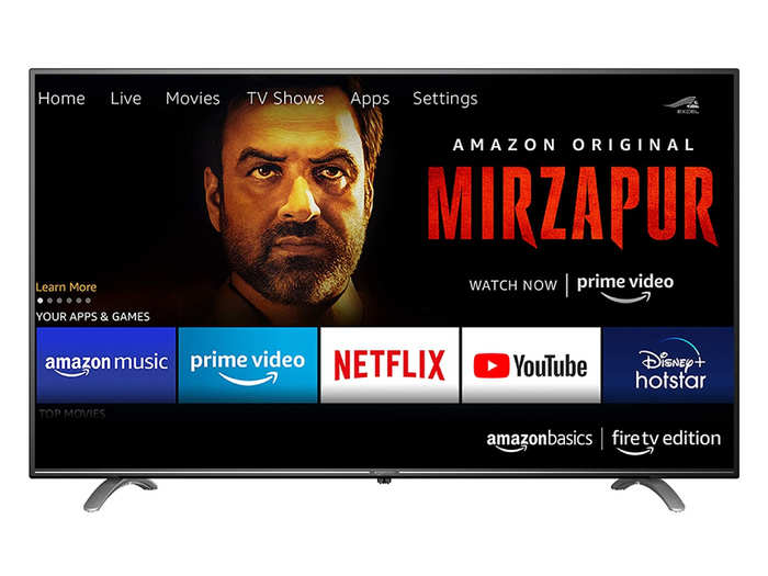AmazonBasics Fire TV Edition