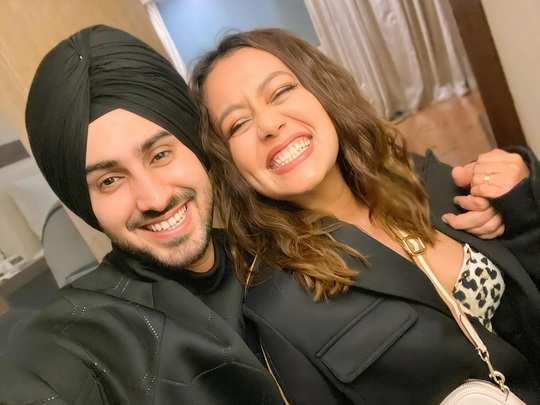 rohanpreet singh was not ready to marry neha kakkar know what changed his thought