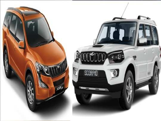 Mahindra Upcoming SUV And Electric Cars Launch