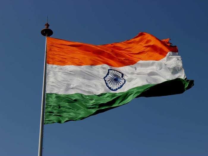 Indian flag 01
