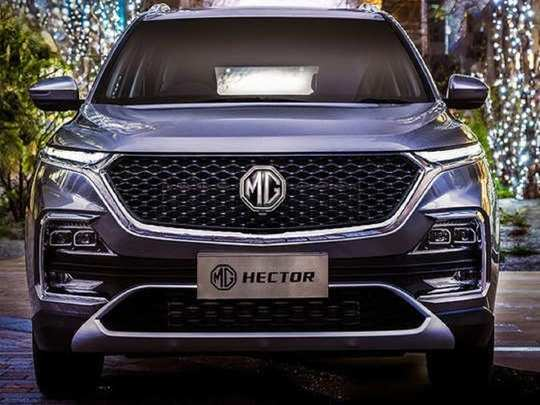 MG Hector Facelift Hinglish Voice command Feature