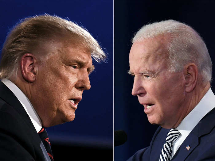 Trump-Biden-afp