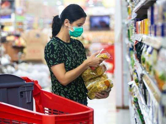supermarket is the riskiest place where most of people catch coronavirus from according to studies