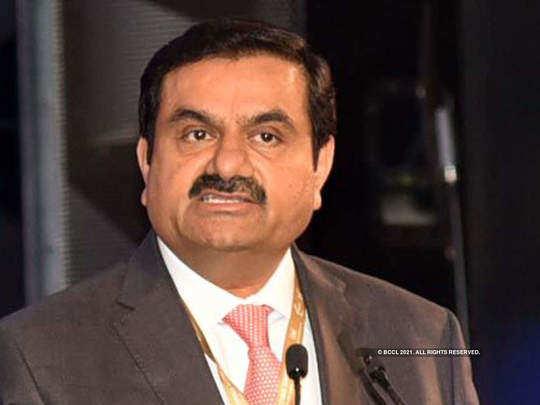 Gautam Adani (file pic)