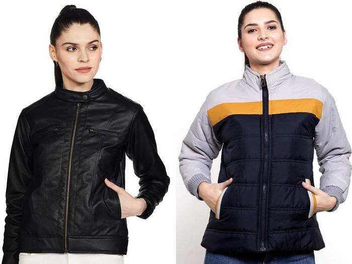 Womens Jackets : मात्र 486 रुपए में Amazon से खरीदें बढ़िया क्वालिटी की Winter Jackets