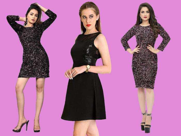 Womens Dress : New Year की पार्टी करने के लिए चाहिए ड्रेस तो बेस्ट रहेंगे ये ऑप्शन