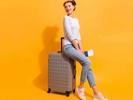 Luggage Bags On Amazon : घूमने की हो रही है तैयारी तो Amazon से ऑर्डर करें ये Luggage Bags