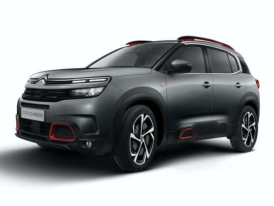 Citroen C5 Aircross SUV Launch India Price Features