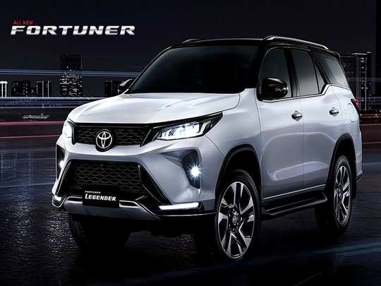 2021 Toyota Fortuner Facelift Launched Price Features 1