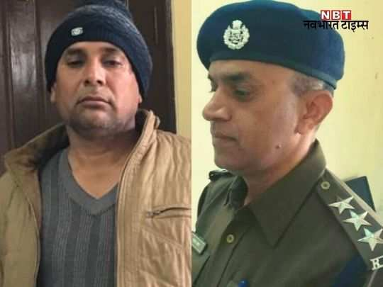 rajasthan police officer dsp sapat khan caught taking bribe of rs 3 lakh one constable also arrested by acb