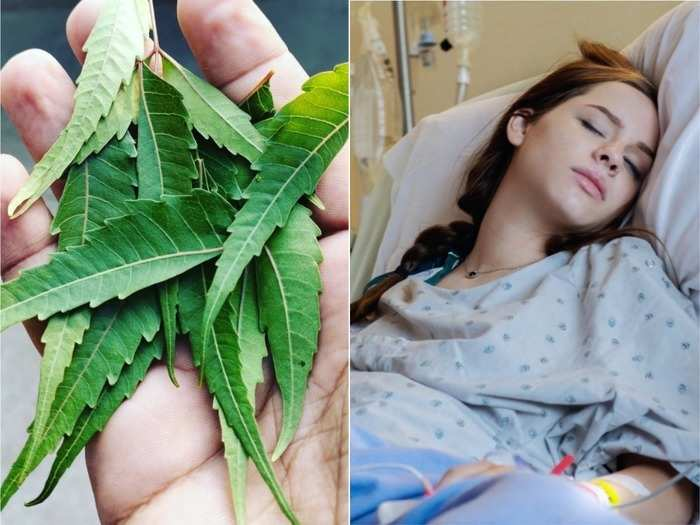 this is how neem leaves can harm you