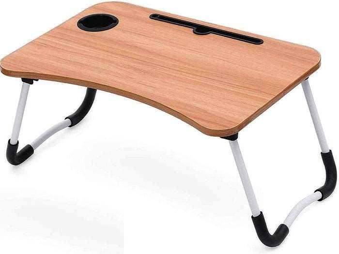 Laptop Table On Amazon : इन Laptop Table से आसान होगा वर्क फ्रॉम होम, बॉडी पेन भी होगा काम