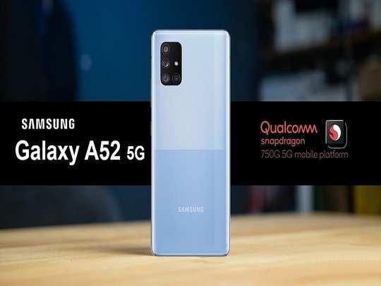 Samsung Galaxy A52 5G Launch Soon