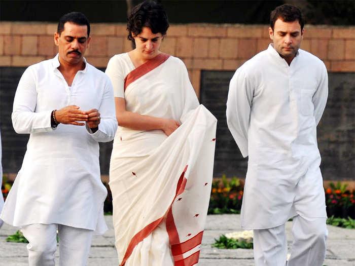 Robert Vadra-Rahul Gandhi