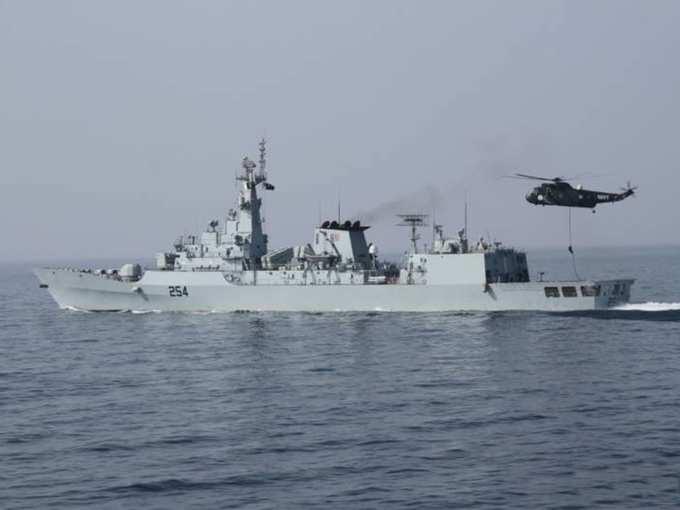 نیروی دریایی پاکستان 0111