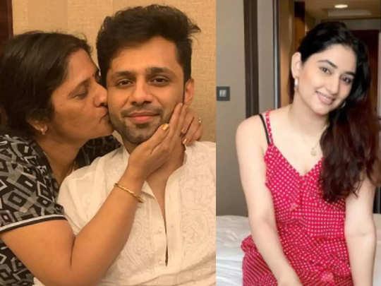 Rahul Vaidya mother Geeta about his wedding
