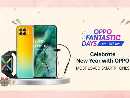 Oppo Fantastic days sale