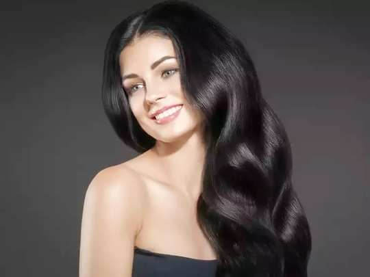 amla powder and coconut oil hair pack for long and shiny hair in marathi