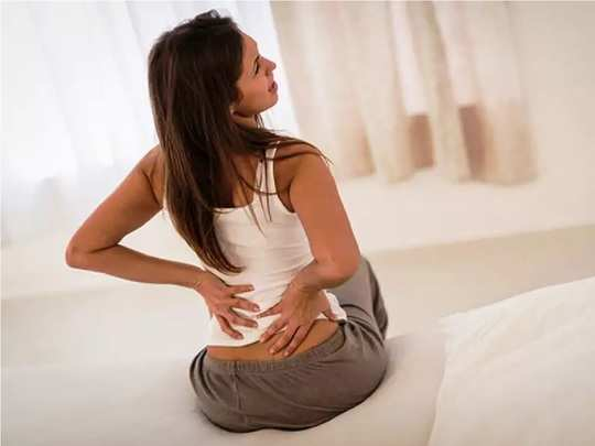 home remedies for back pain after delivery in hindi