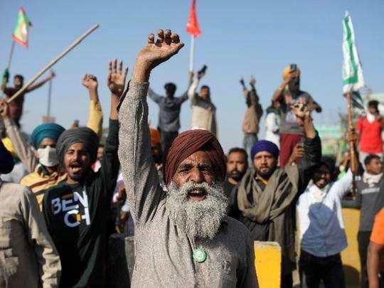 Farmers Protest:प्रदर्शन और जाम से रोज हो रहा 3500 करोड़ का नुकसान, SC में याचिका दायर कर दिल्ली बॉर्डर से किसानों को हटाने की मांग