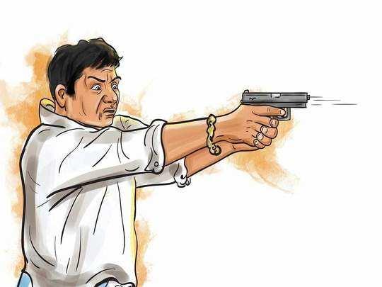 Jaipur news : मां को आपत्तिजनक हालत में प्रेमी के साथ देखा, तो चला दी गोली