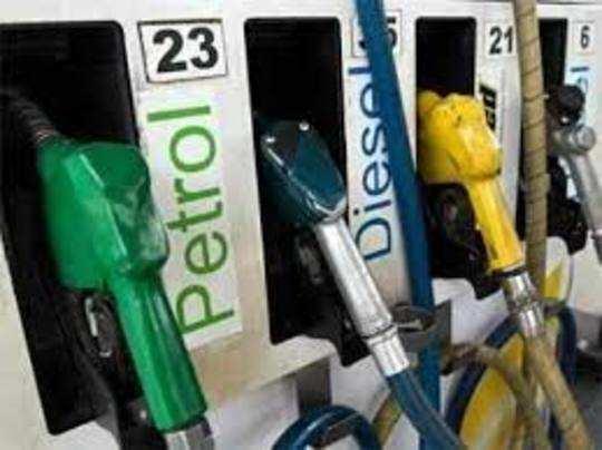 लगातार तीसरे दिन शांत रही पेट्रोल-डीजल की कीमतें।