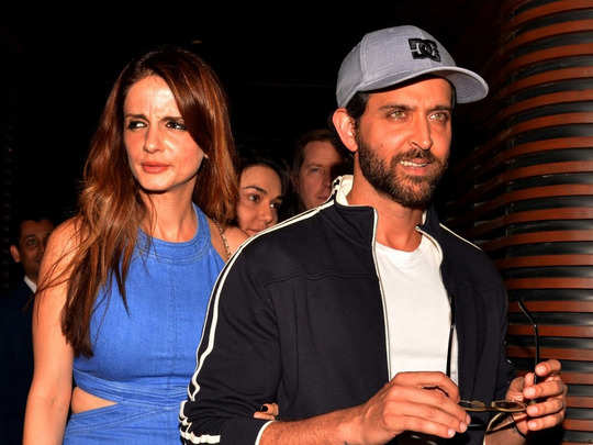 bollywood actor hrithik roshan and his cool relationship with ex wife sussanne khan is an inspiration