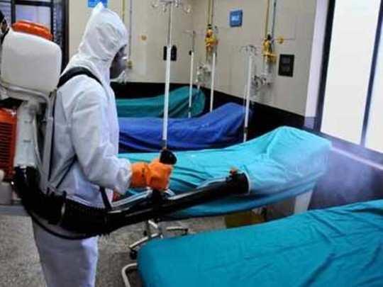 १३७ रुग्णालये फायर ऑडिट विना (प्रातिनिधिक फोटो)