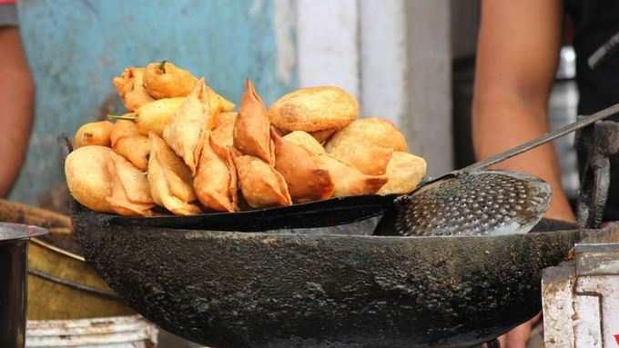 ফুলকপির সিঙাড়া