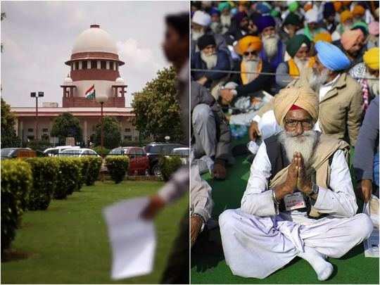SC on Farmers Protest: किसान आंदोलन पर मोदी सरकर को फटकार, SC ने अटॉर्नी जनरल से कहा- हमें लेक्चर मत दीजिए!