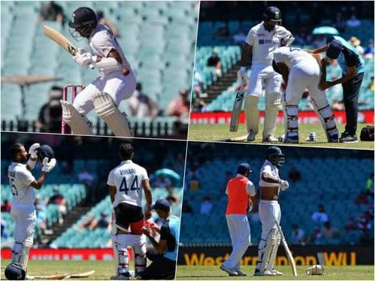 sydney test 2021 an epitome of indian cricket team grit and determination