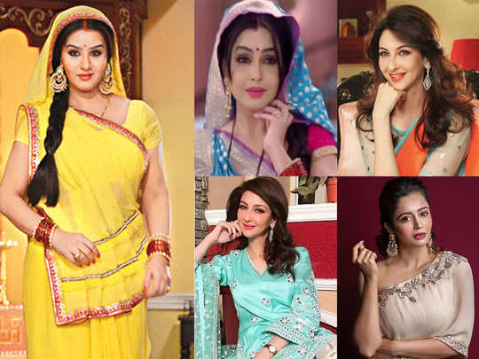 shilpa shinde to saumya tandon theses actresses quit bhabiji ghar par hain mid way which bhabhi fashion you liked the most
