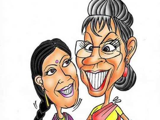saas bahu jokes images in hindi