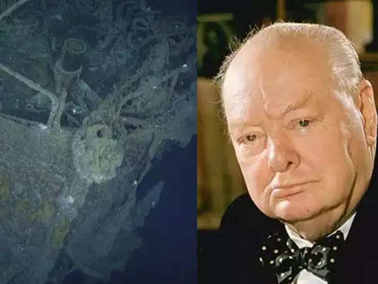 archaeology news divers found churchill sunken treasure coming from india