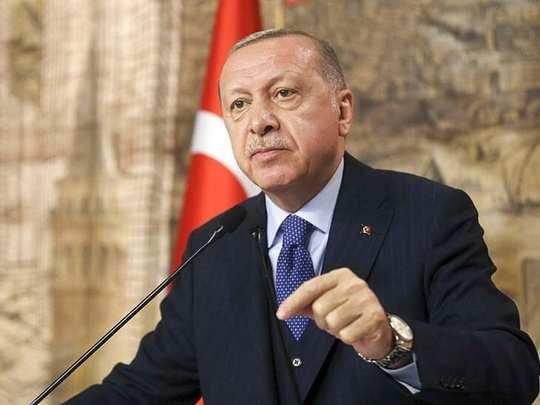 Recep Tayyip Erdogan 0998