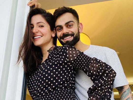virat anushka blessed with baby girl cricketers and bollywood cognates them