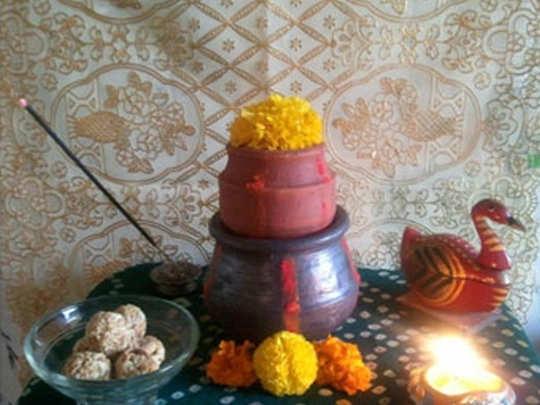 Makar Sankranti: संक्रांतीला कशी करावी सुगडाची पूजा?