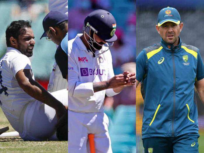 indian team injury