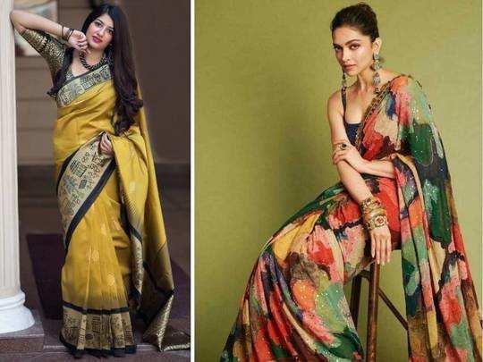 Saree On Amazon : 3,000 रुपए की डिजाइनर Saree खरीदें सिर्फ 650 रुपए में, आज मिल रहा खास ऑफर