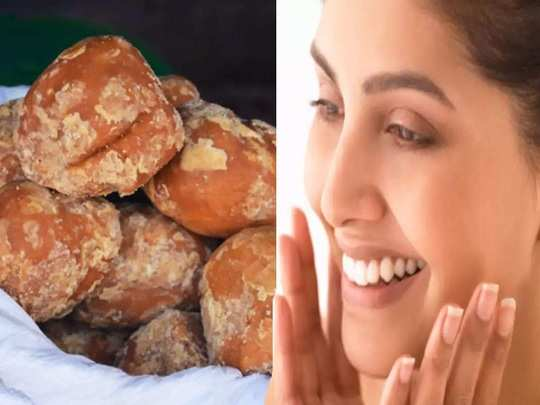 benefits of drinking jaggery milk daily for beautiful skin in marathi