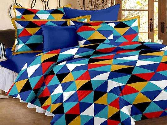 Bedsheets On Amazon : इन बेडशीट की कीमत सुनकर हैरान हो जाएंगे आप, क्वालिटी भी है लाजवाब
