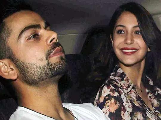 Anushka sharma and Virat kohli love story